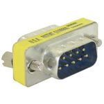 Adaptér DB9 samec/samec (65009)