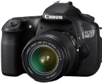 "Canon EOS 60D + 18-55mm IS II + 55-250mm IS II / 18 Mpix / CMOS APS-C / 3"" LCD"