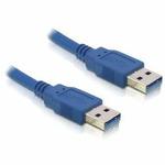 Delock USB 3.0 kabel A samec/ A samec délka 2 m (82535)