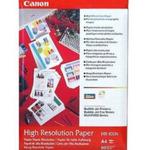Canon fotopapír HR-101 - A4 - 106g/m2 - 50 listů - matný (1033A002) - Canon 1033A002