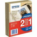 EPSON Paper Premium Glossy Photo 10x15 (80 sheet),255g/m2, PROMO 2za1 (C13S042167)