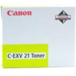 Canon originální toner IR-C2880, 3380 yellow (C-EXV21) (0455B002)