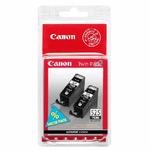 Canon PGI-525 PGBk originální cartridge / 2x19 ml / Černá (4529B006)