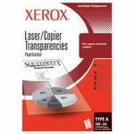 Xerox transparentní fólie pro mono kopírky a laser tiskárny (3R98199)