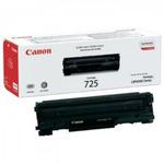 Canon CRG-725 originální toner / 1.600 stran / Černý (3484B002)