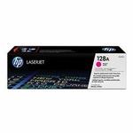 HP CE323A originální toner / CLJ CM1415, CP1525 / 1.300 stran / Magenta (CE323A)