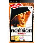 PSP Fight Night Round 3 Essentials / Bojová / Angličtina / od 16 let / Hra pro Playstation Portable (EAPP02211)