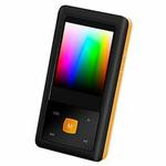 EU3C CORE Fashion 8GB black/orange, MP4, Micro SD/SDHC, USB 2.0 Hi-Speed (321031)