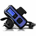 ENERGY 1508 8GB Indigo Blue FM USB, Sportovní MP3 pro outdoor aktivity (801011)