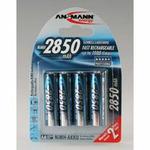 Ansmann akumulátor AA NiMH 2850 mAh (4 ks) (7522)