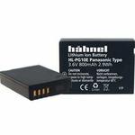Hähnel HL-PG10E - Panasonic Lumix DMC-TZ6/TZ7/ZS1/ZS3, 3.6V 800mAh 2.9Wh (1000 170.2)