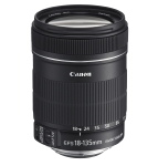 Canon EF-S 18-135mm f/3,5-5,6 IS (3558B005)