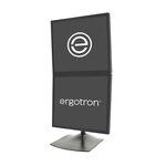 ERGOTRON DS100 Double Monitor-vertikální stojan pro 2 LCD (33-091-200)