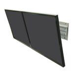 ERGOTRON Neo-Flex Dual Monitor WM - nástěnný držák pro 2 LCD (28-514-800)