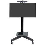ERGOTRON Neo-Flex Mobile MediaCentre Cart UHD,ERGOTRON BLACK - mobilní stojan pro LCD + přísl. (24-192-085)