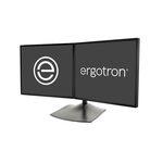 ERGOTRON DS100 Double Monitor-horizontální stojan pro 2 LCD (33-322-200)