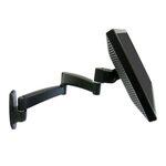 ERGOTRON 200 Series Wall Mount Arm, 2 Extensions, 24 LCD, černý (45-234-200)