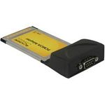 DeLock Cardbus/PCMCIA adapter na sériový port (61622)