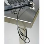 Kensington počítačový lankový zámek na klíč (K64580EE)