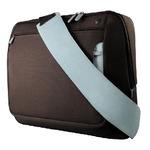 Belkin Neoprene Messenger Bag / brašna / pro notebooky 17 / hnědá+modrá (F8N051eaRL)