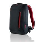 Belkin batoh Slim Back Pack 17, černá/červená (F8N159eaBR)