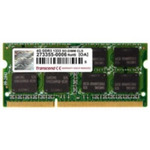 Transcend 4GB SO-DIMM DDR3 1066MHz / CL7 / 1.5V (TS512MSK64V1N)