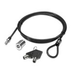 HP Docking Station Cable Lock AU656AA#AC3