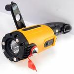 EVOLVE CAR LIGHT, multifunkční svítilna do auta, ruční dobíjení, dobíječka pro mobily NOKIA (CAR LIGHT)