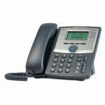 Cisco SPA303 SIP 3-line VOIP telefon , LCD displej (SPA303-G2)