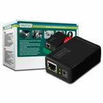 Digitus NAS server pro USB HDD pouzdra, FTP, až do 1.5 TB 1x USB 2.0, 1x 10/100 Mbps LAN (DN-7023-1)