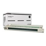 DIGITUS Patch Panel, ISDN, 50 Port, 19, 1U, LSA šedý (DN-91350-1)