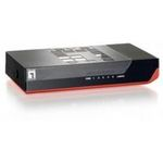 LevelOne Gigabit Ethernet Switch 5 Port (Black Edition) (GSW-0507)
