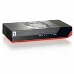 LevelOne Gigabit Ethernet Switch 8 Port (Black Edition) (GSW-0807)