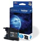 Brother LC-1280XLC originálníní cartridge / MFC-J6510DW, MFC-J6710DW / 1.200 stran / Modrá (LC1280XLC)