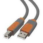 Belkin kabel USB 2.0. A/B řada prémium, 0,9m (CU1000cp0.9M)