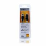 Belkin kabel USB 2.0 prodlužovací řada standard, 3m (F3U153cp3M)