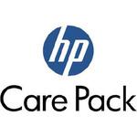 Rozšíření záruky HP U4391E / CPe Zahájení opravy v místě instalace / následující pracovní den / HW podpora / 3 roky / (U4391E)