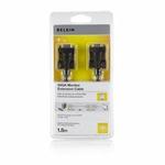 Belkin kabel VGA/SVGA prodlužovací (17+), 1,8m (F3H981cp1.8M)