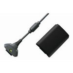 Play and charge kit black (X360)