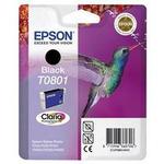 EPSON T0801 ink čer R265/360,RX560/585,PX700W (C13T08014011)