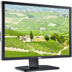 24 DELL U2412M UltraSharp / WLED / 1920 x 1200 / IPS / 16:10 / 8ms / 2mil:1 / 300cd-m2 / VGA / DVI / DP / VESA / Černý (860-10161)