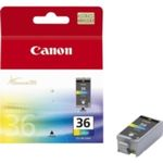 Canon cartridge CLI-36 Color (CL36) Twin Pack (1511B018)