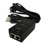 UBNT POE 15-12W / PoE adaptér / 15V DC 0.8A / Včetně napájecího kabelu (POE-15-12W)
