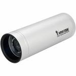 VIVOTEK IP kamera IP8331 MPEG-4/MJPEG/H.264, CMOS, max.640×480 až 25sn/s, obj. 4mm, IR-LED, PoE, DI, IP66 / výprodej (IP8331)
