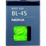Originální baterie Nokia BL-4S Li-ion 3,7V 860mAh, pro 2680, 7100, 3600, 7100, 3710, (BL-4S)
