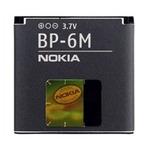Originální baterie Nokia BP-6M Li-pol 3,6V 1100mAh Nokia 9300, 6280, N73, N93, 6288, 6151 (BP-6M)