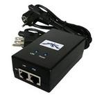UBNT POE 24-24W / PoE adaptér / 24V DC 1A / Včetně napájecího kabelu (POE-24-24W)