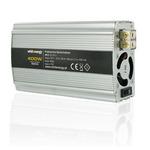 WHITENERGY Měnič napětí DC/ AC 12V/ 230V 400W/ USB (06581)