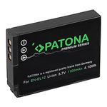 PATONA baterie pro foto Nikon EN-EL12 1000mAh Li-Ion Premium (PT1168)