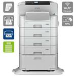 EPSON WorkForce Pro WF-C8190D3TWC / Inkoustová tiskárna A3 / až 24str. / 4.800x1.200dpi / USB / LAN / Wi-Fi / NFC (C11CG70401BP)